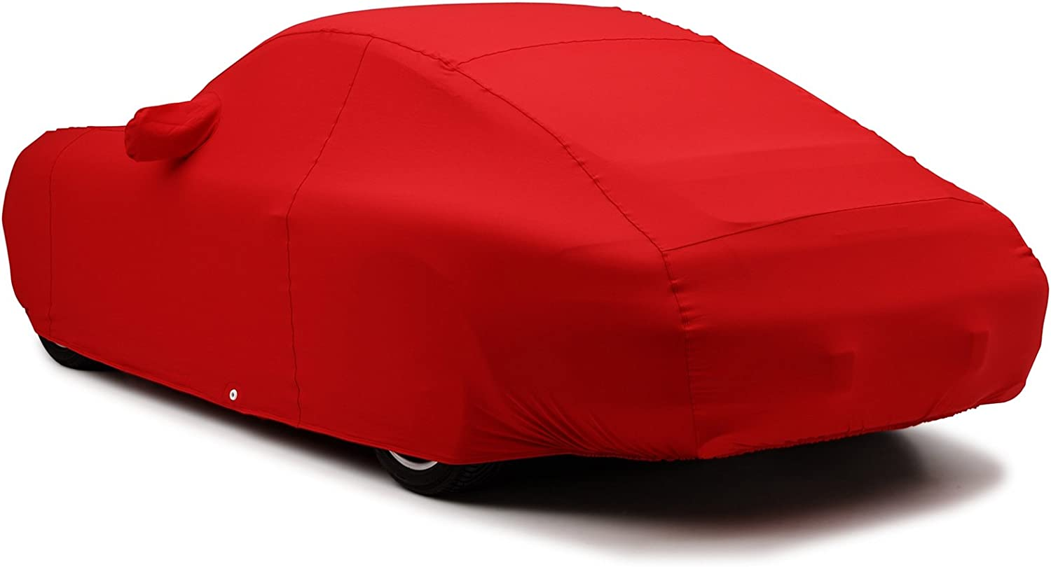 Silver Gray Covercraft Custom Fit Form-Fit Series Car Cover