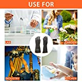 ThxToms Heavy Duty Latex Gloves, Resist Strong