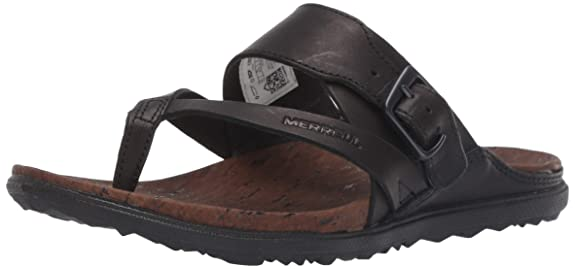 Merrell Women's Around Town Luxe Buckle Thong by Merrell