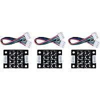 Biqu - Kit TL-Smoother de module complémentaire pour élimination des filtres du moteur - Contrôle du module pilote moteur de l'imprimante 3D (lot de 3)