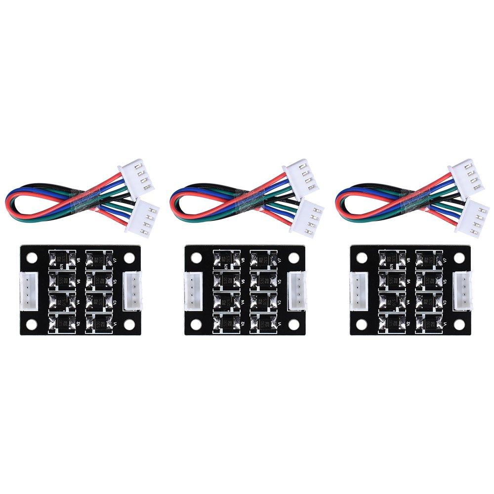 BIQU TL-Smoother Kit Addon Module for Pattern Elimination Motor Filter Clipping Filter 3D Printer Motor Drivers Controller (3)