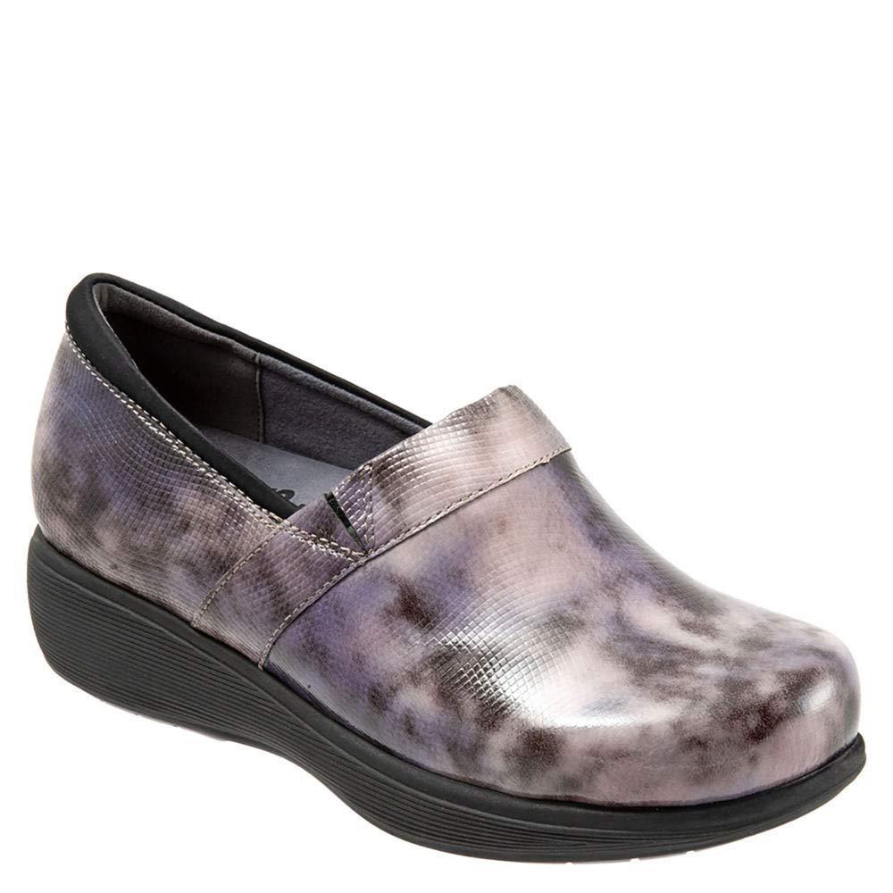 人気商品の [Softwalk] Women's Meredith Clog Purple-marble [並行輸入品] [並行輸入品] 6.5 B07GYRKDFM 6.5 M US|Purple-marble Purple-marble 6.5 M US, Nfurniture:b9afb833 --- arianechie.dominiotemporario.com