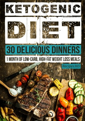 Ketogenic Diet Delicious Dinners Weight product image