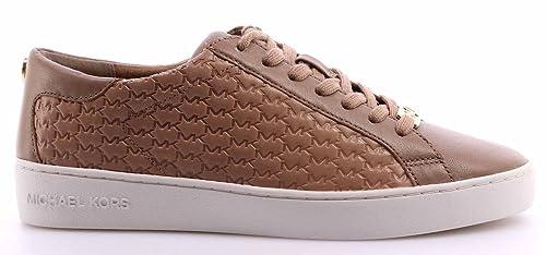 4a068eacb17e2 Amazon.com | Michael Michael Kors Women's Colby Sneaker | Fashion ...