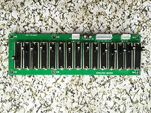 FidgetGear Stereo 15 Band EQ Equalizer Board 15 Band 2.0 Channel Adjust Audio Tone Board from FidgetGear