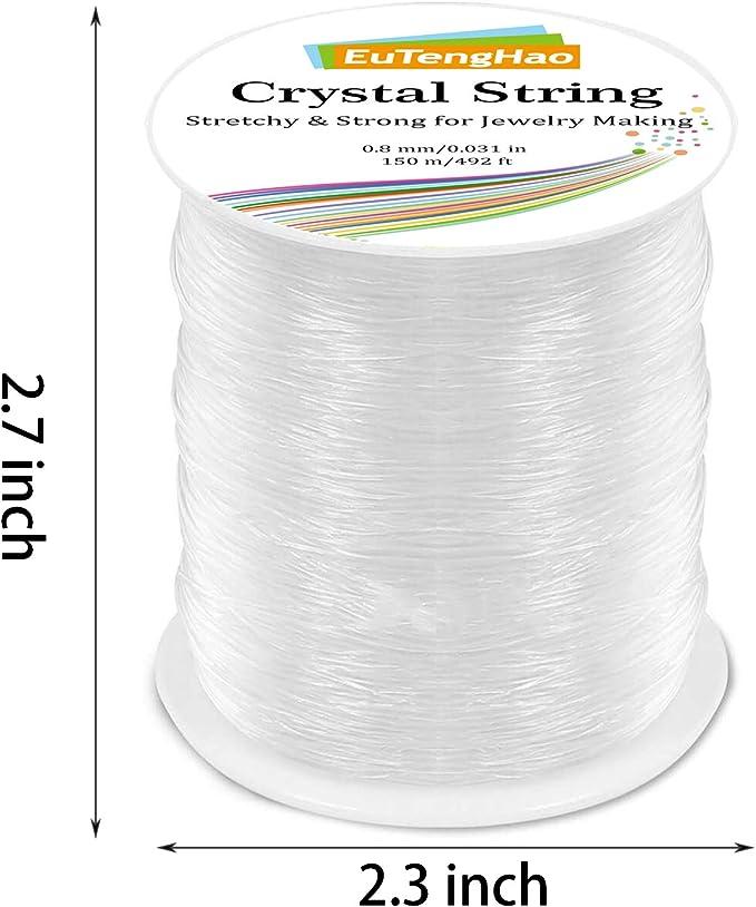 100pc Easy Thread 8 Size Branch of Beaded Needle Beading Needle DIY Jewelry Tool