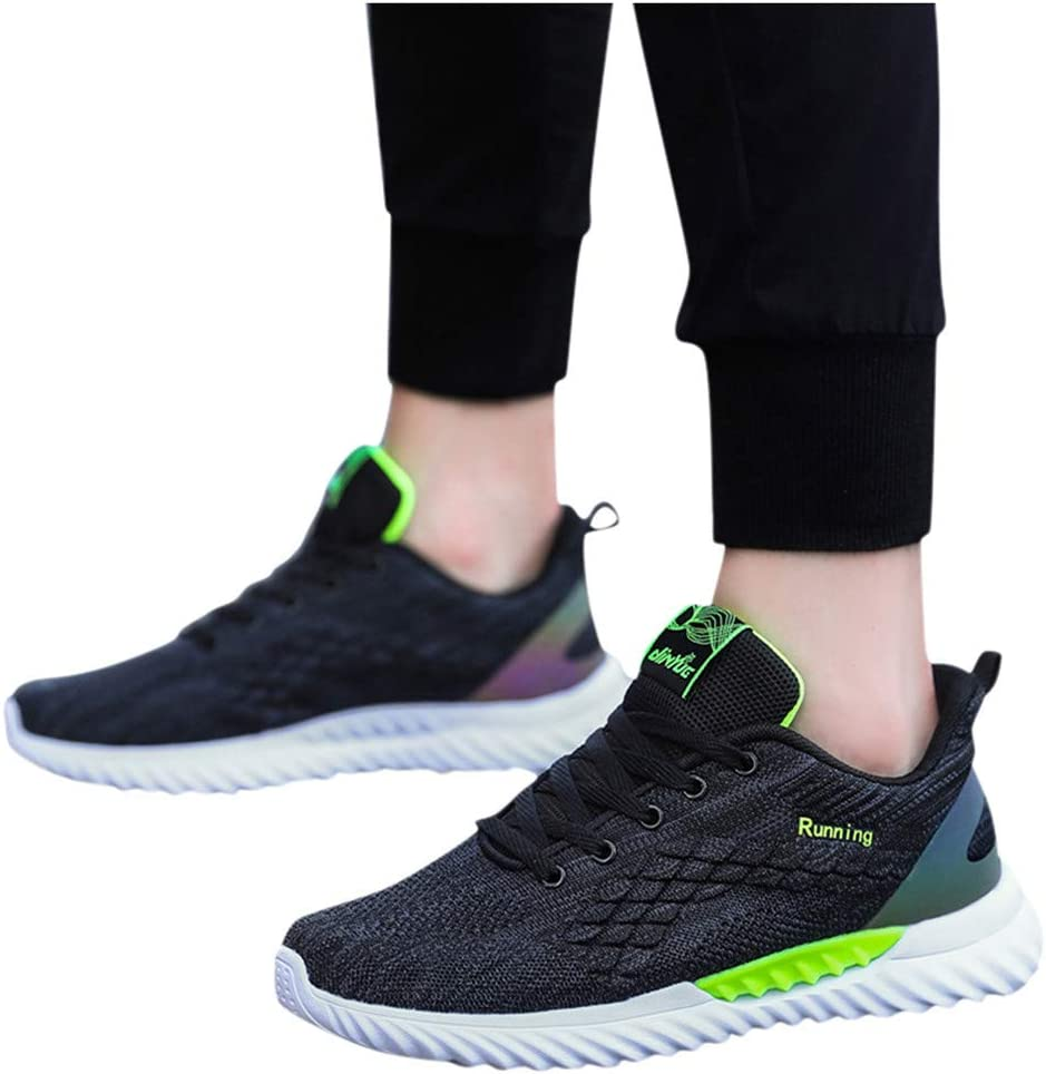 ღLILICATღ Zapatillas Running para Hombre Aire Libre y Deporte Transpirables Casual Zapatos Gimnasio Correr Sneakers: Amazon.es: Deportes y aire libre