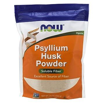 Amazoncom Now Psyllium Husk Powder 24 Ounce Health Personal Care