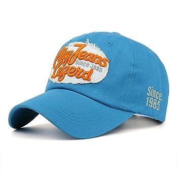 Gorra de beisbol ❤️Koly Unisex Sombrero para hombre mujer ...