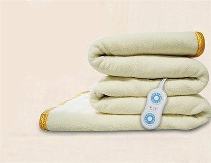 W-ONLY YOU-J Calienta camas eléctrico Manta eléctrica control de la comodidad de