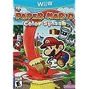 Paper Mario: Color Splash - Wii U Standard Edition