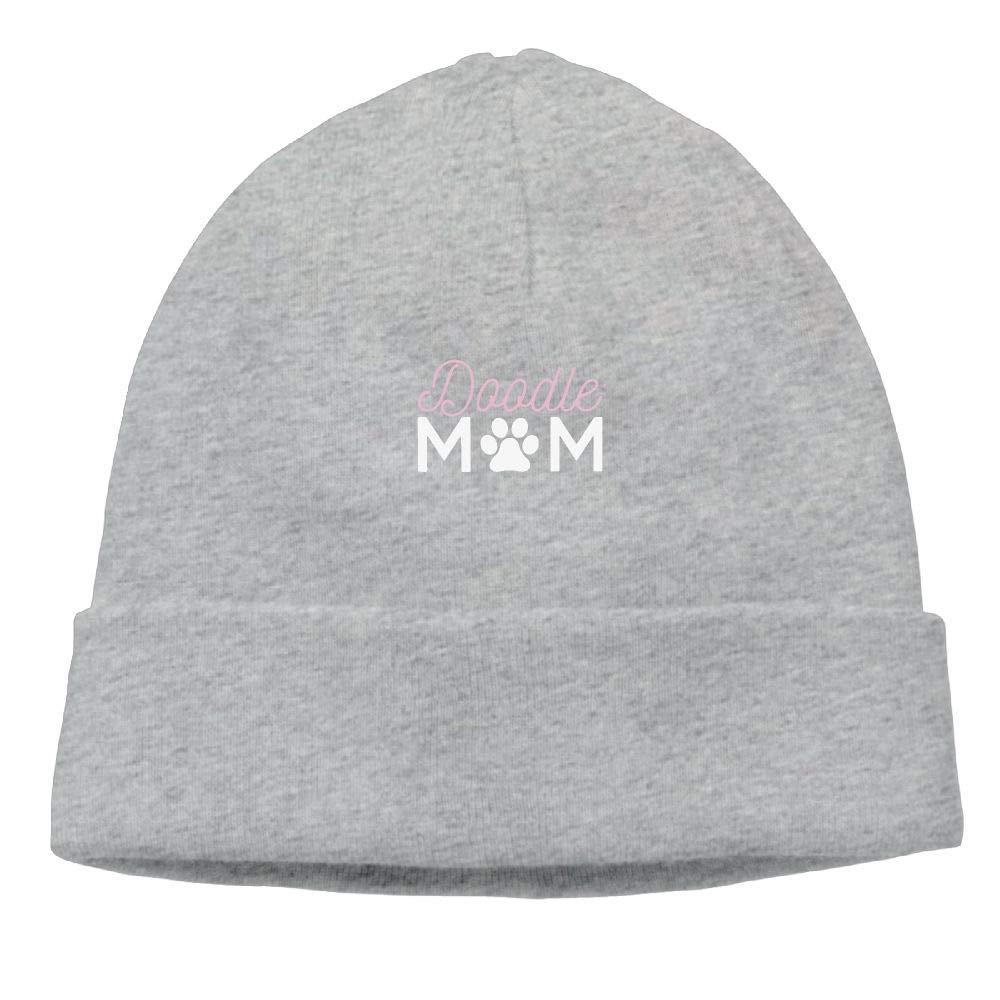 COLLJL8 Men /& Women Doodle Mom Outdoor Fashion Beanies Hat Soft Winter Skull Caps