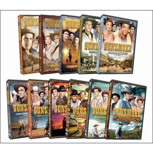 Gunsmoke: Seasons 6 - 10 Pack by Paramount Home Entertainment