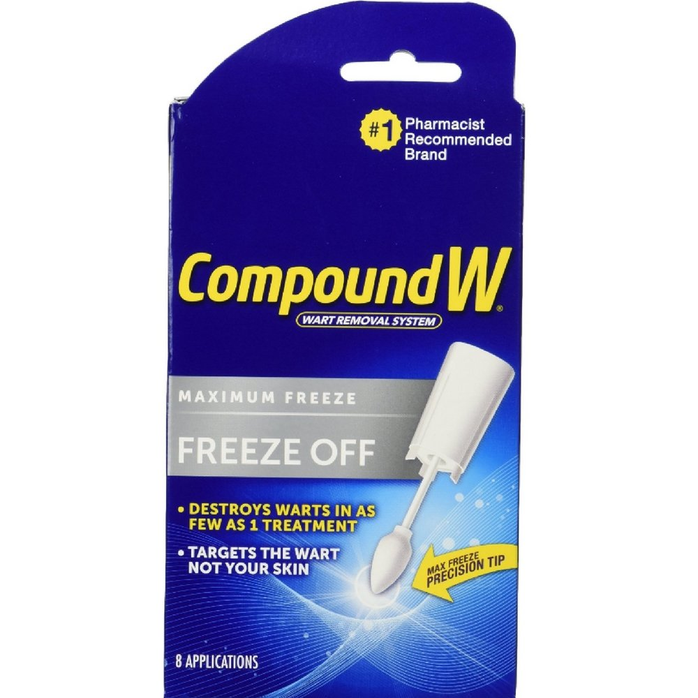 Compound W Freeze Off 8 Each ( Pack of 6)