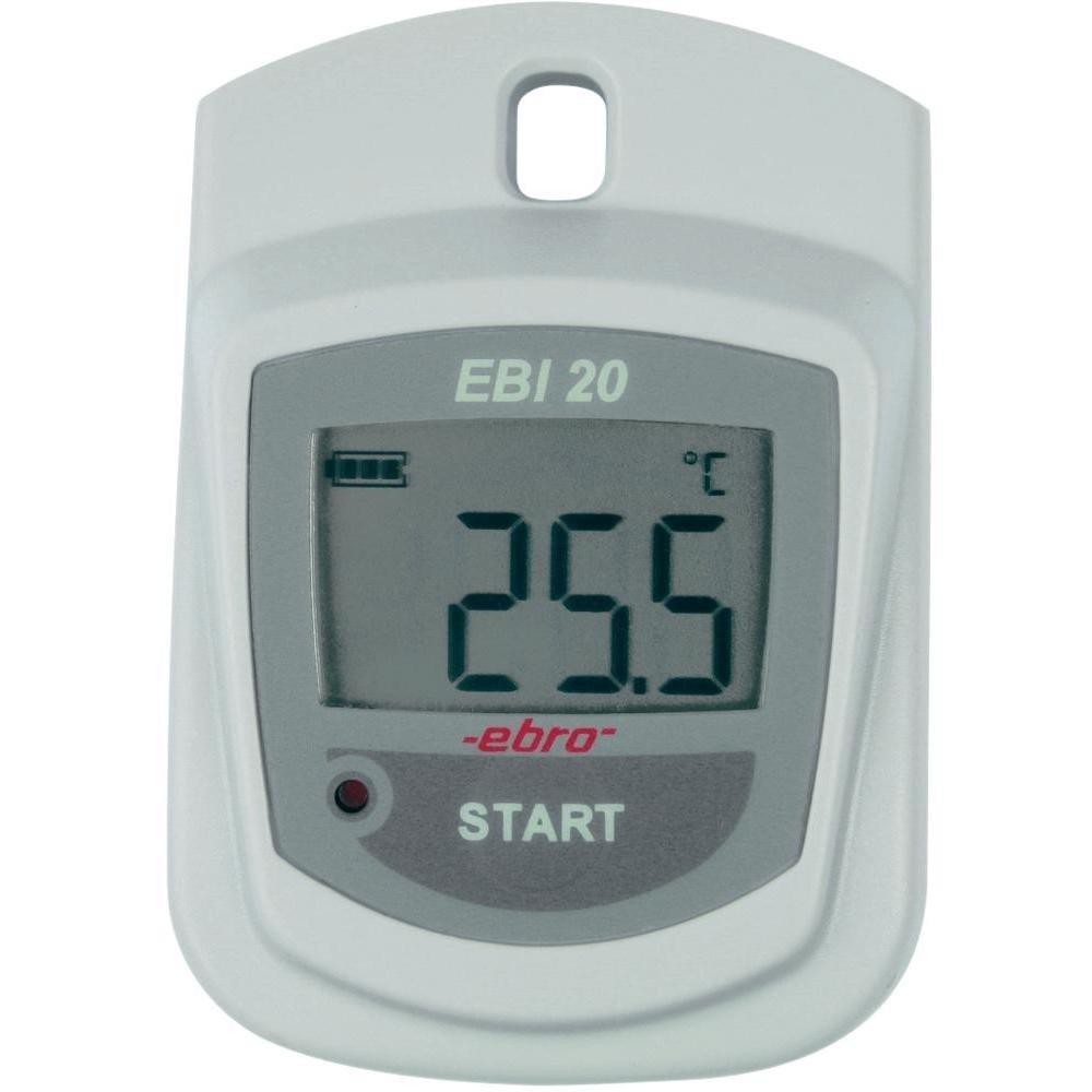 Ebro Datenlogger Temperatur Ebi 20-T