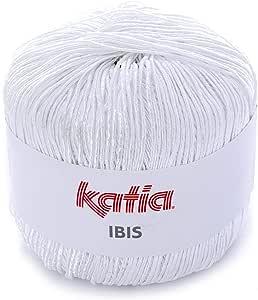 Katia Yarns, White, 70 - IBIS
