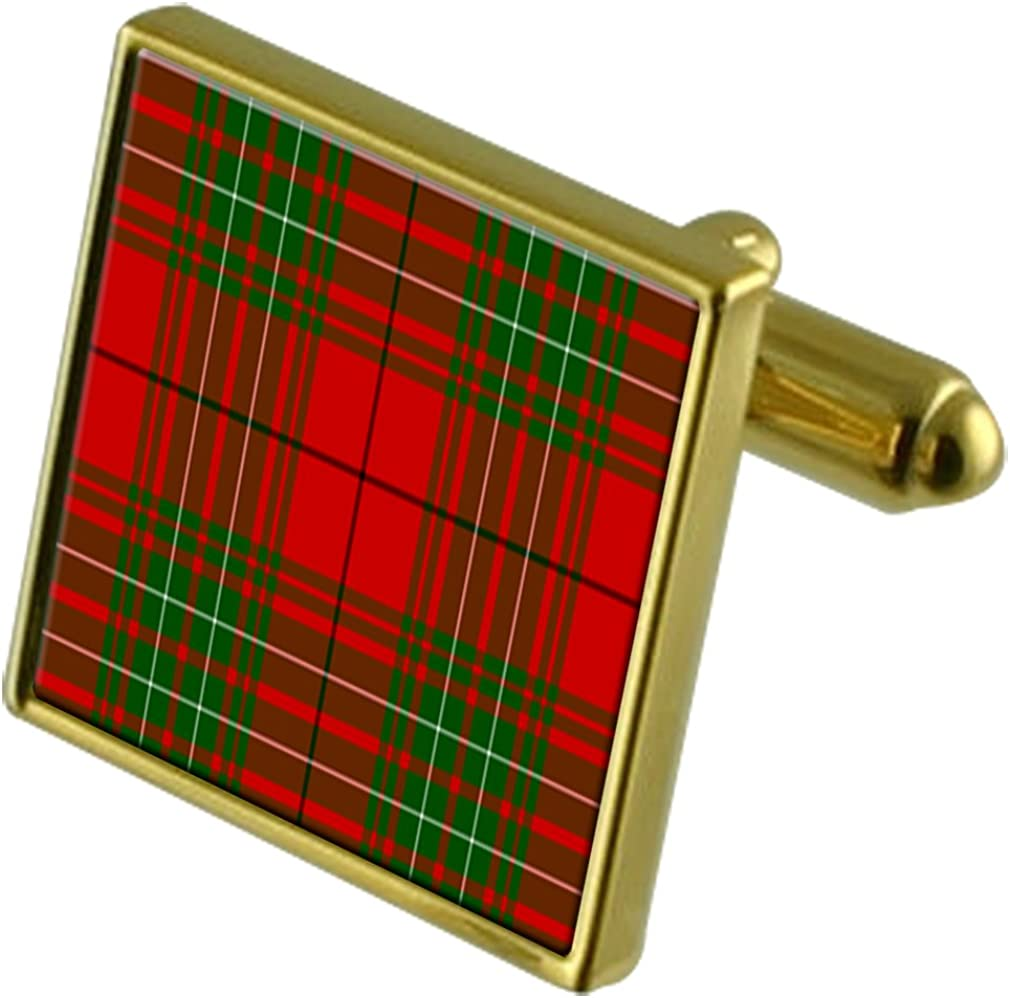 Select Gifts Cufflinks Tartan Clan Comyn