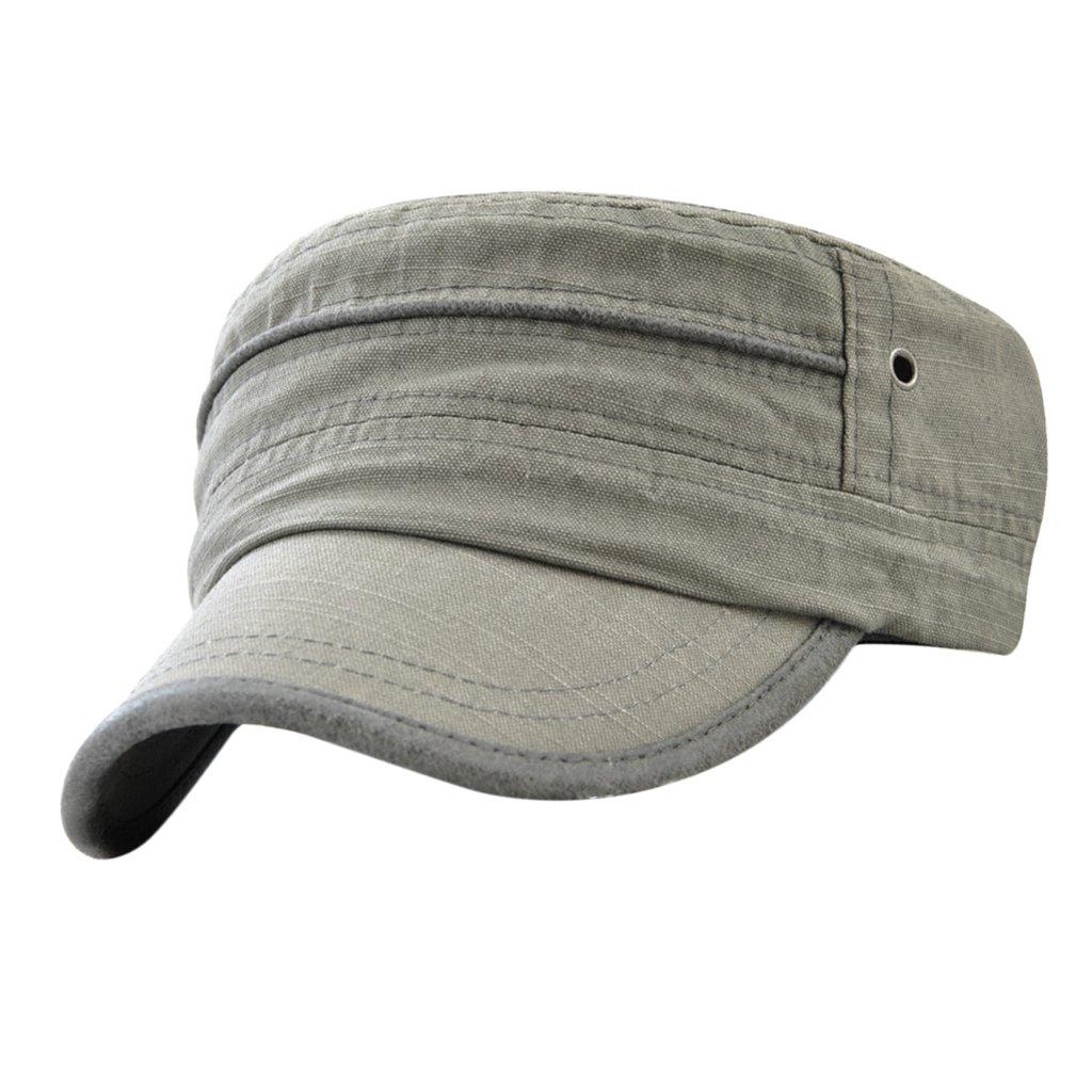 MagiDeal Stile Vintage Cappellino Sportivo Cappelli da Baseball Berretto  per Donna Uomo - Blu d69c9600368b