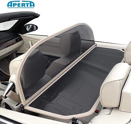 Aperta Windschott Passend Für Bmw 3er Reihe E93 100 Passgenau Oem Qualität Beige Windstop Windabweiser Auto