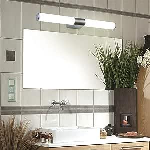 Luz Espejo de Tocador L/ámpara de Espejo Ba/ño Luces de Espejo LED Estilo Hollywood con 5 Modos Ajustable de Color de Luz AUA Luces para Espejo de Maquillaje LED Kit con 10 Bombillas Regulables