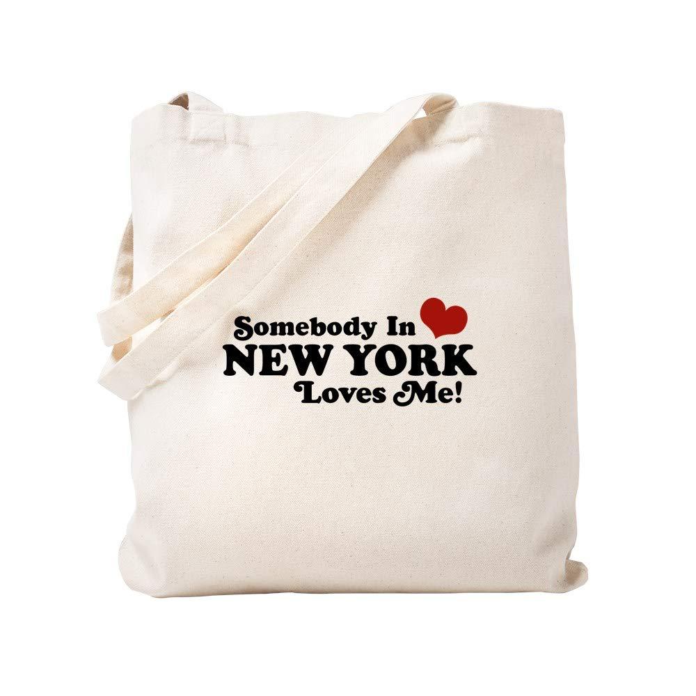 【高い素材】 CafePress Somebody In New York Loves Loves In Me トートバッグ S B07PF6SMH4 ベージュ 0293973606DECC2 B07PF6SMH4 S, WORKAHOLIC store:a0acc239 --- vanhavertotgracht.nl