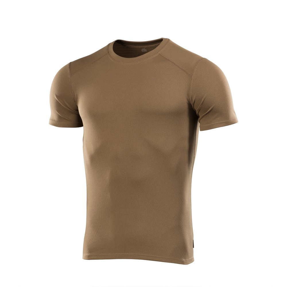 M-Tac Shirt for Men - Tactical Athletic Workout - Round Neck - Short Sleeve t-Shirt