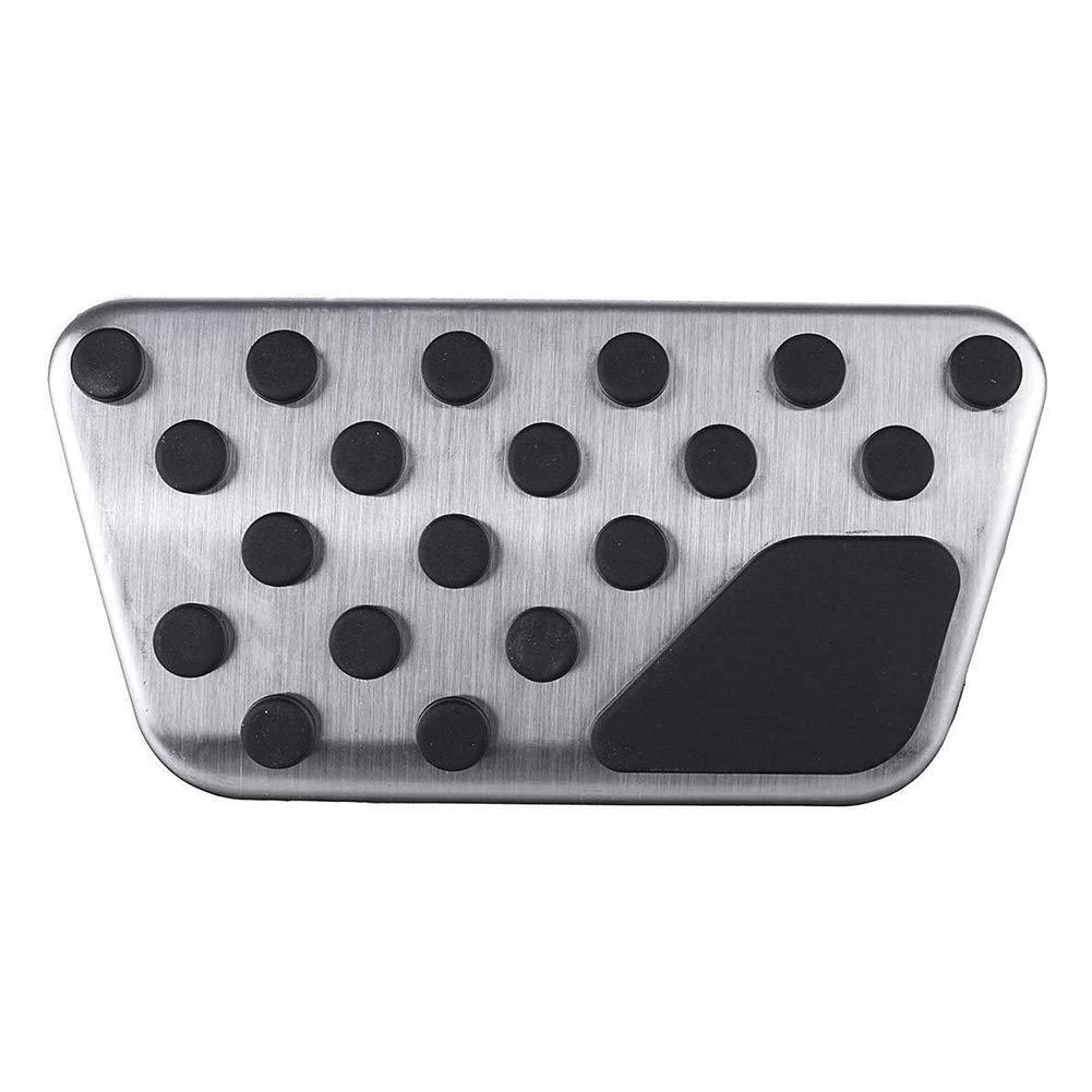 Kit di Copertura del Pedale del Freno del Pedale del Freno dellacceleratore per Dodge RAM 2009-2018 Kit di aggiornamento della Copertura del Pedale del Freno e dellacceleratore di Gas 3Pcs