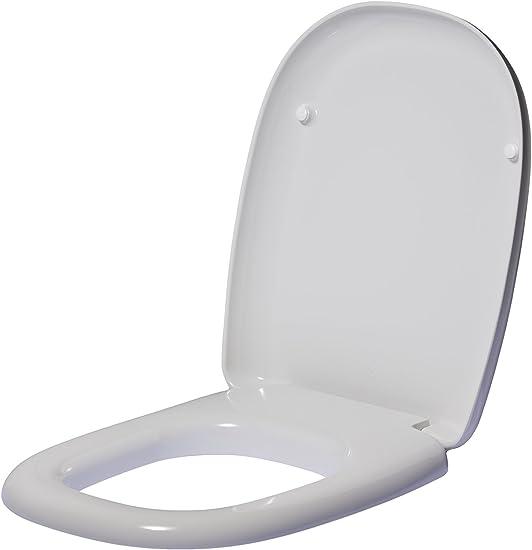 Sedile Tesi Ideal Standard Bianco Europa.Ideal Standard T663001 Copriwater Originale Dedicato Serie Tesi Bianco Amazon It Fai Da Te