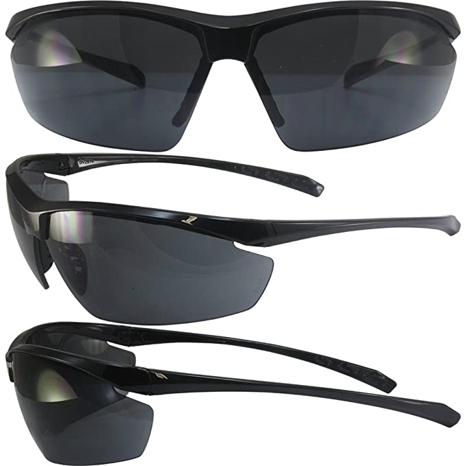 Amazon.com: Global Vision Lt Military Approved Sunglasses Gloss ...