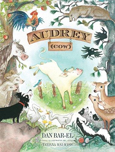 Audrey (cow) (Tom Kizzia)