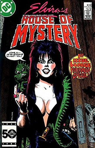 Elvira'a House of Mystery No. -
