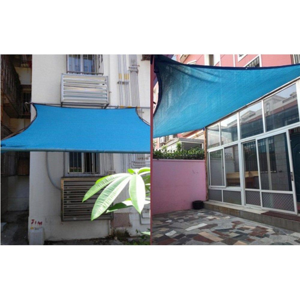 Qing MEI Balkon-Patiodachisolierung Und Windundurchlässiger Schattennetz-Verstärkung Haltbarer Lichtschutz Lichtschutz Haltbarer A+ (größe   2  4m) 29110d