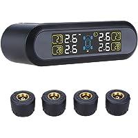 Sistema de monitoreo de presión de los neumáticos