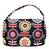 Ju-Ju-Be Classic Collection Be Quick Wristlet, Dancing Dahlias