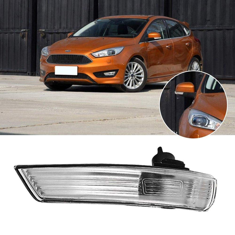 Coppia di indicatori di direzione per specchietto retrovisore sinistro Fiesta 2008-2014 destro 2.Left SUNWAN