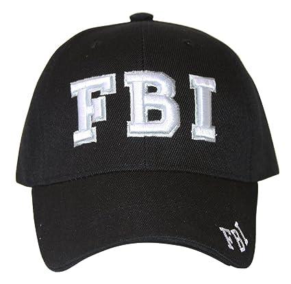 21a0a13a9cd Amazon.com  Law Enforcement Hat Adjustable - FBI  Everything Else