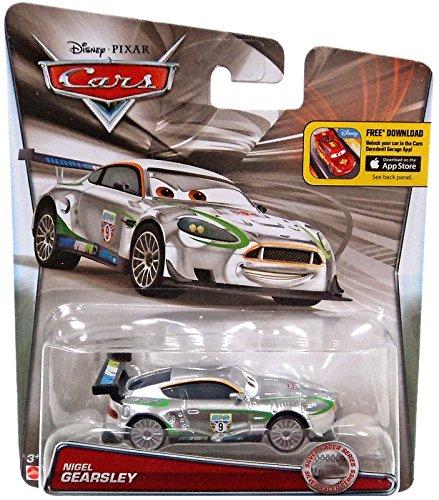 Cars Silber Edition - Die-Cast Fahrzeug Silber Lewis Hamilton BBN23 Nigel Gearsley