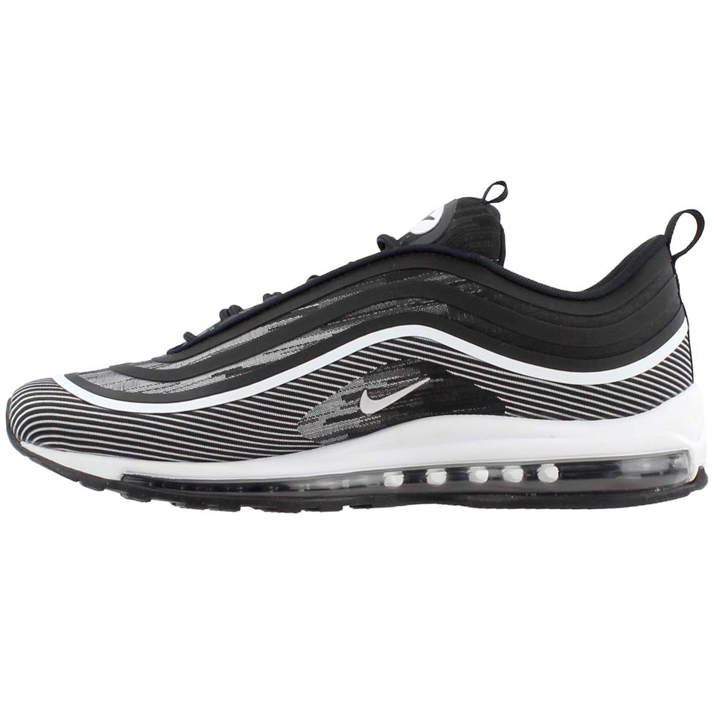 Amazon.com | Nike Mens Air Max 97 Ultra 17 Athletic & Sneakers Black | Road Running