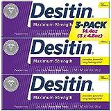 Desitin Maximum Strength Zinc Oxide Diaper Rash Paste...