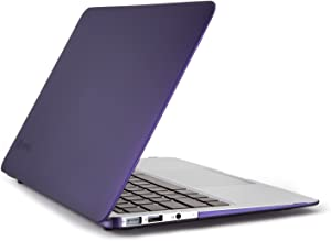 Speck SeeThru Satin MacBook Air 11-Inch, Aubergine (Fits Late 2010 and June 2011 Releases of MacBook Air 11 Inch), SPK-A0363