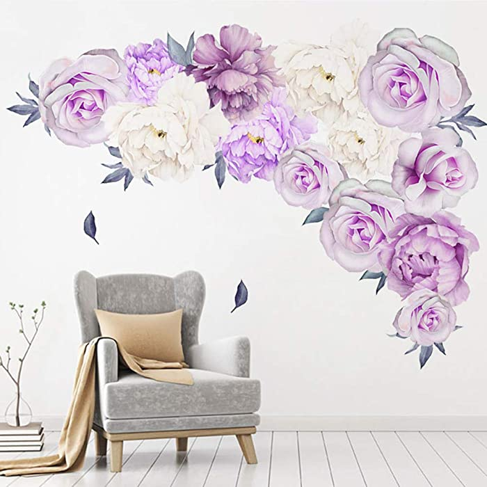The Best Wall Decor For Baby Girl Room Purple