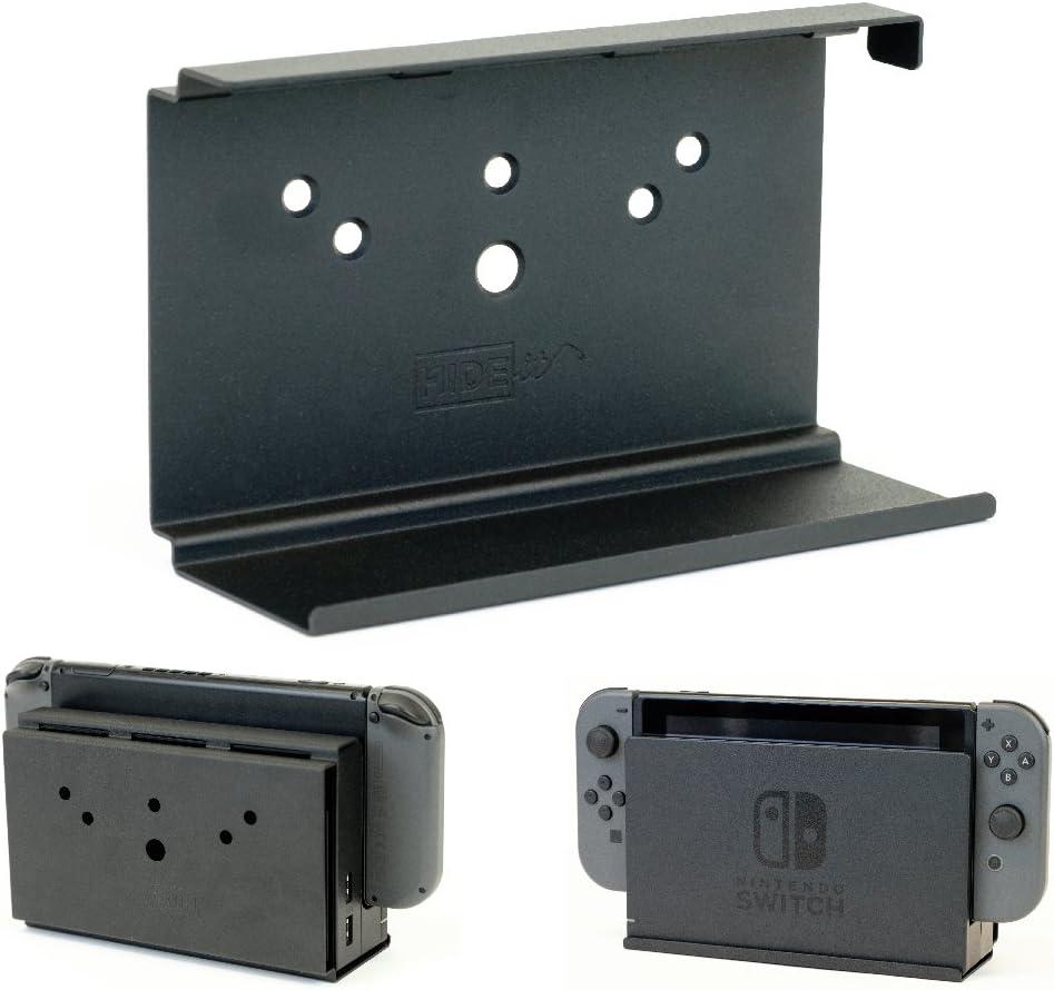 HIDEit Switch - Soporte de Pared para Nintendo Switch: Amazon.es: Videojuegos
