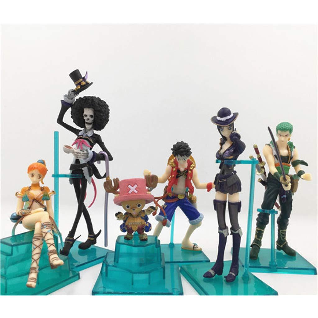 ahorra hasta un 50% Estatua De Juguete Modelo De Juguete Modelo Modelo Modelo De Dibujos Animados Recuerdo Decoración Regalo De Cumpleaños   6 Set DSJSP  barato en alta calidad
