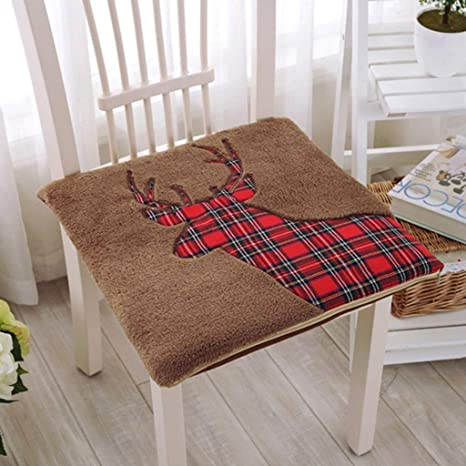 Almohadillas para silla de comedor Cojín Silla de oficina ...