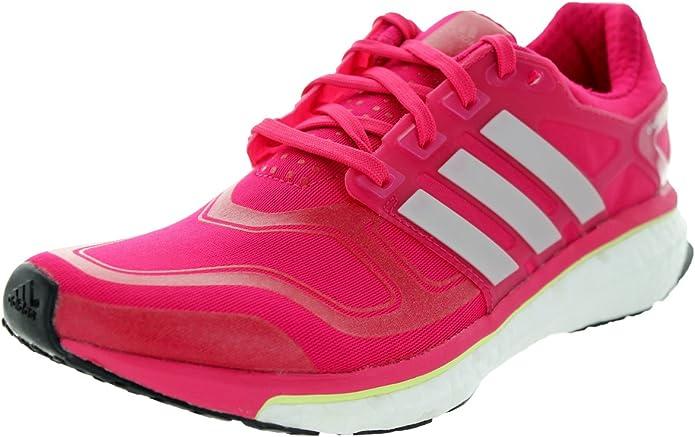 adidas Energy Boost 2 Zapatilla de Running de la Mujer, Color Rosa, Talla 36 2/3 EU: Amazon.es: Zapatos y complementos