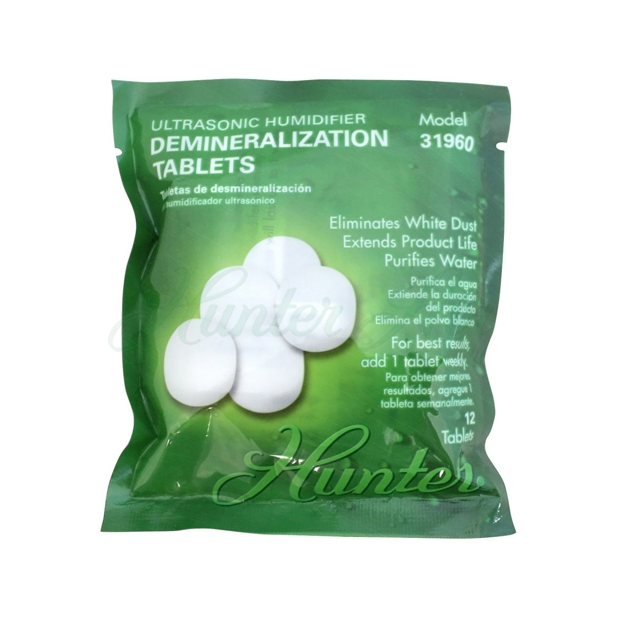 Hunter 31960 Demineralization Tablet for 31004 Humidifier