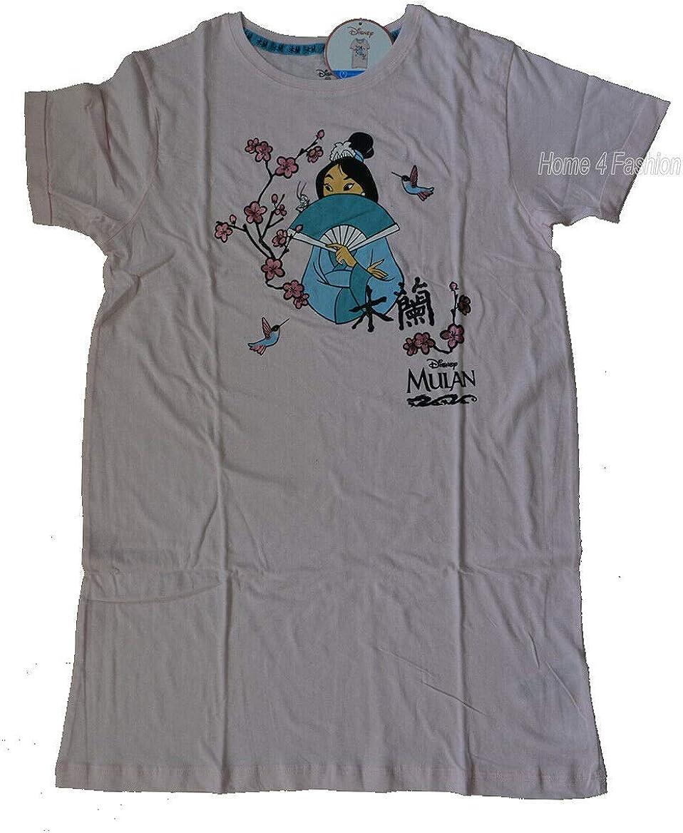 Primark Disney 101 Dalmatians Sleepy Ladies Nightdress Red Night Long T-Shirt...