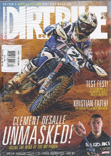 (Rider Magazine July 2013)
