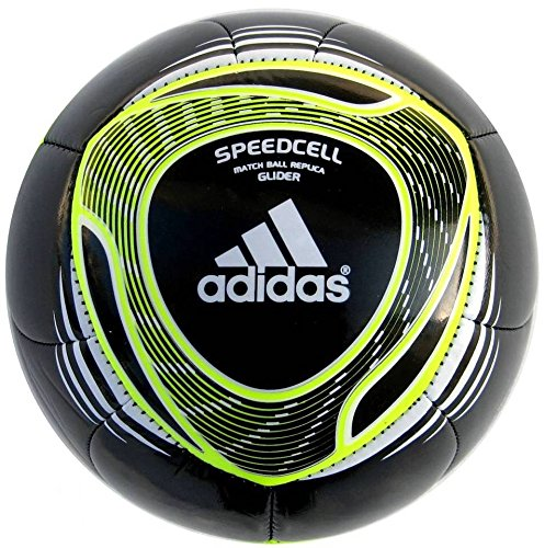 Black//Electricity adidas Calcio Speed Cell Glider