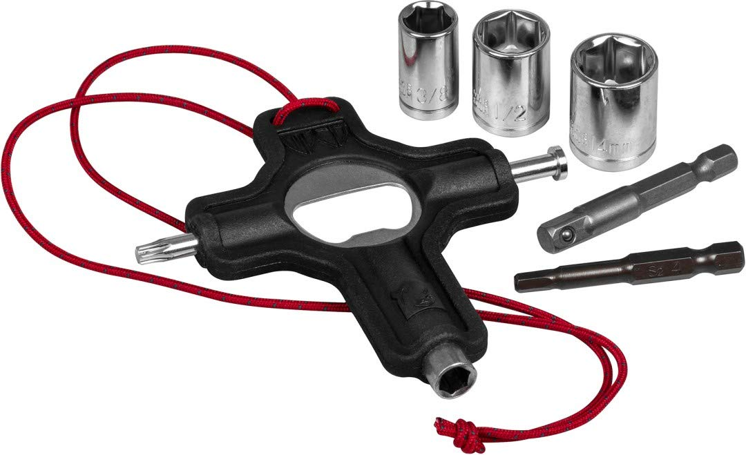 Wicked Roller Outils Cross Tool